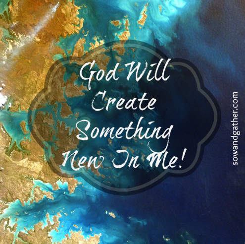 God-Will-Create-Something-New-In-Me-sowandgather.com