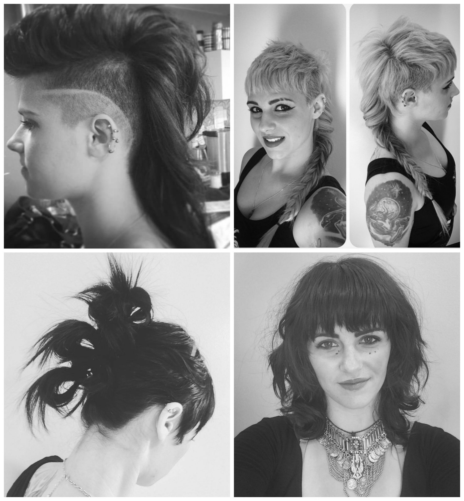 How To Grow Out Your Side Shave Cliptomania High End Organic Hair Salon Saskatoon