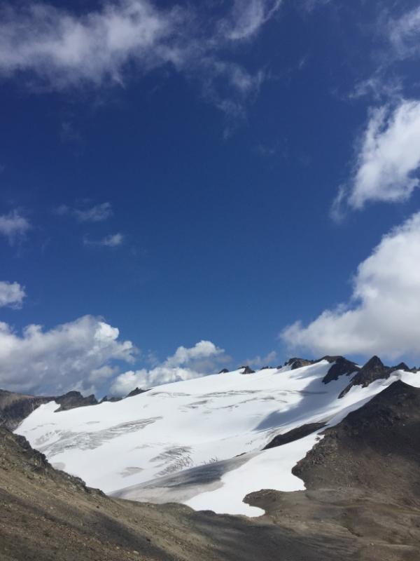 lonely glacier, Glacier Peak Wilderness