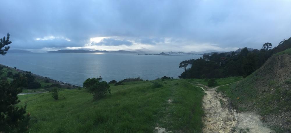 San Francisco Bay, Mar 2016