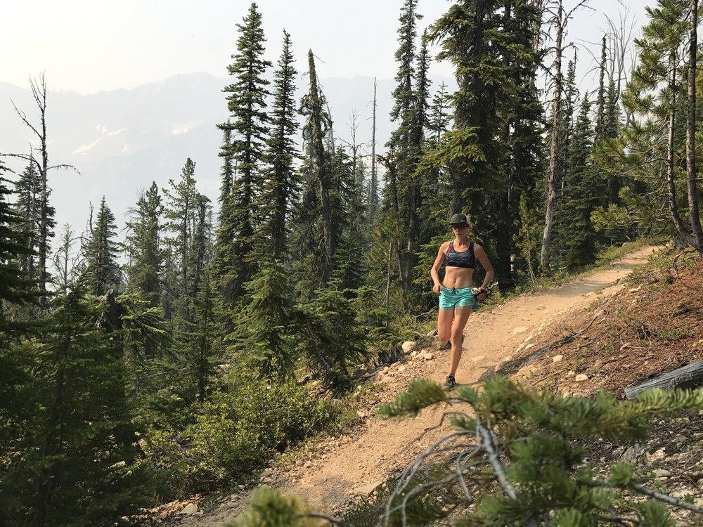 smoky run, Cutthroat Pass