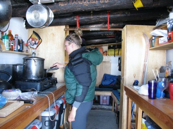 Camp Muir 2009