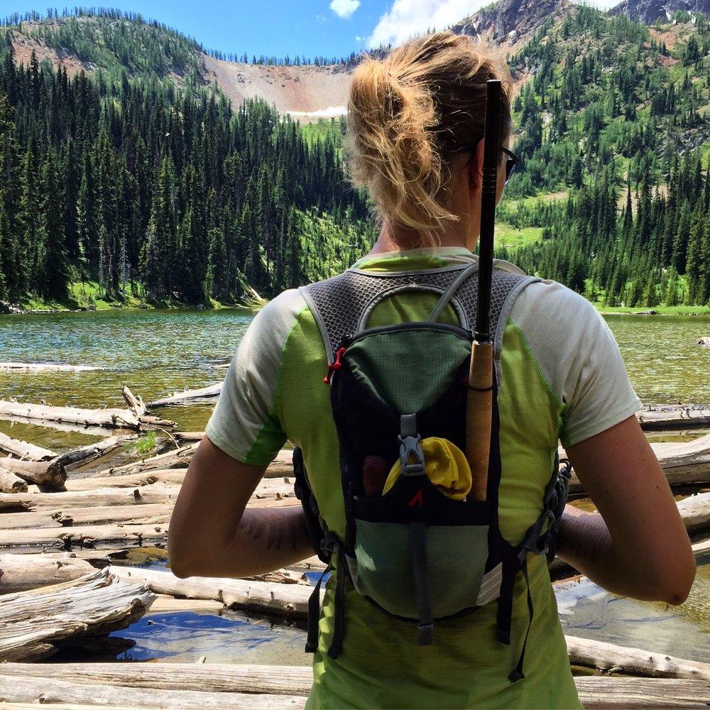 Run-fish-run Guiding - in partnership with the Okanogan National Forest and Tenkara USA