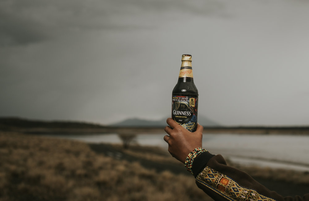 Guinness Bottle Magadi