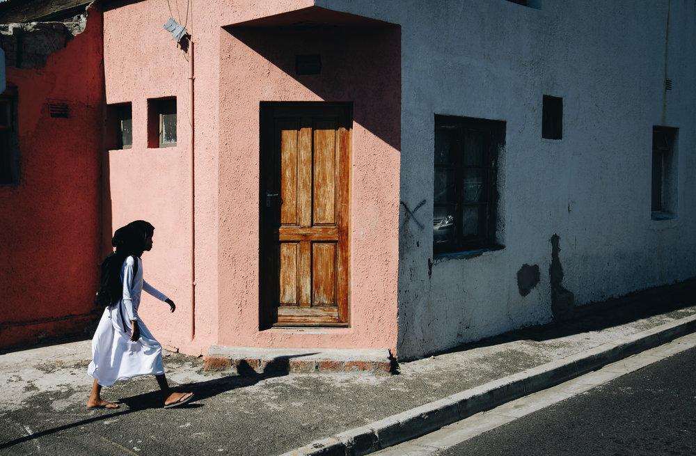 Bo Kaap stroll Cape Town