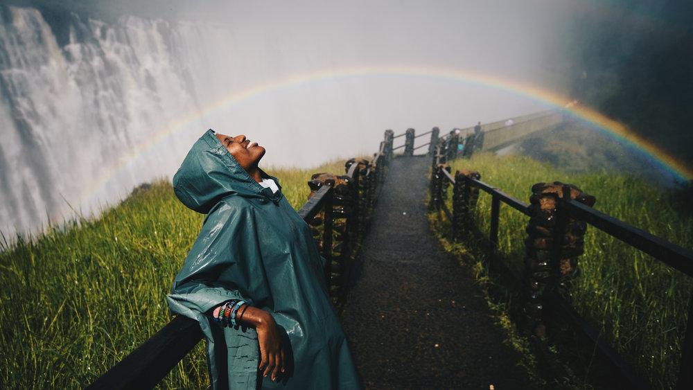 Lulu Victoria Falls Unscrambling Africa