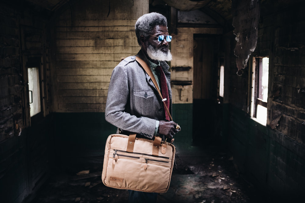 Sandstorm Kenya Laptop Bag