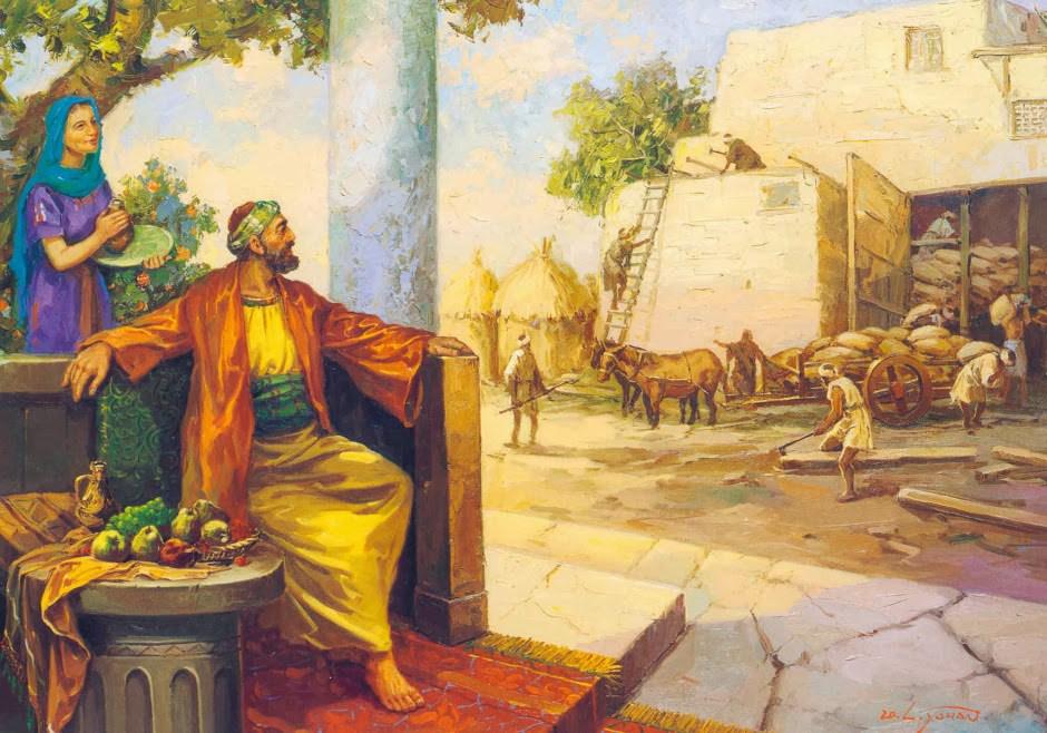 san Lucas (12,13-21)