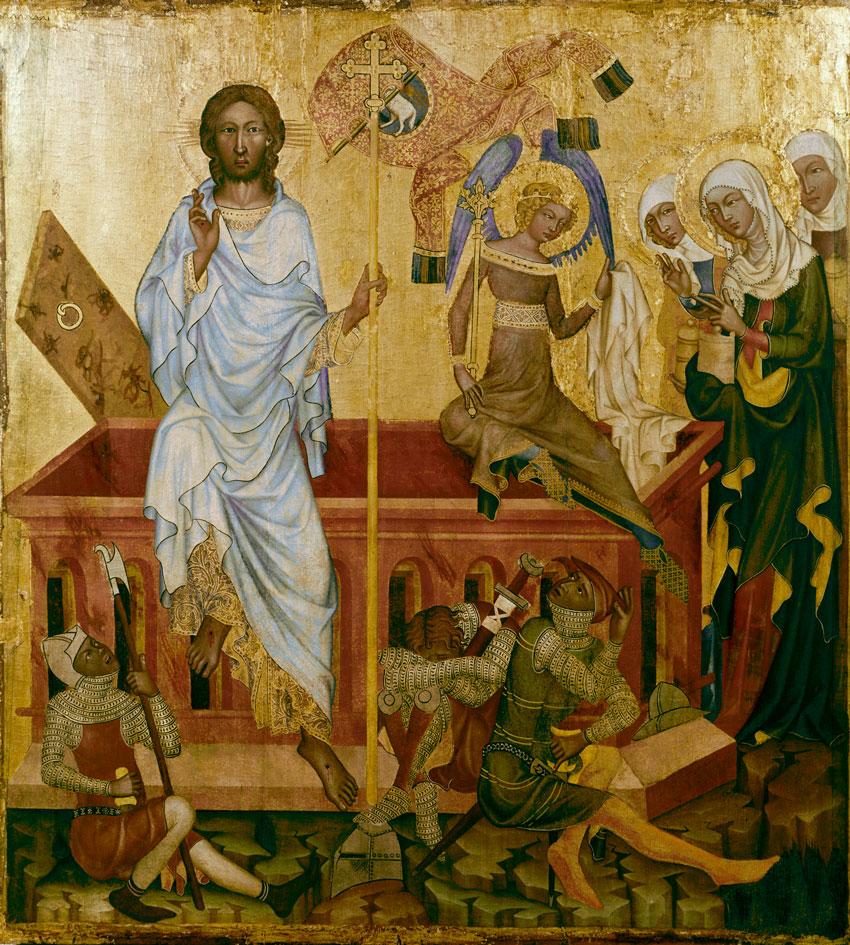 Imagen tomada de la felicitación de Pascua de la revista Magnifica