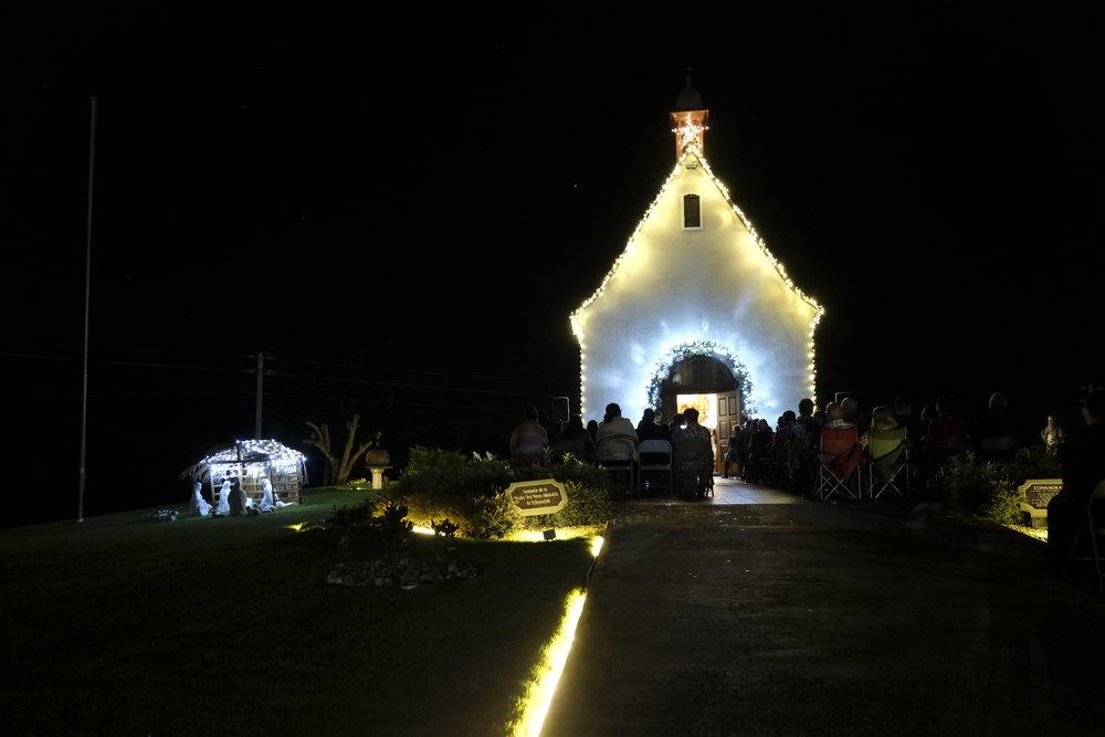 Santuario de Schoenstatt Cabo Rojo, Navidad 2017