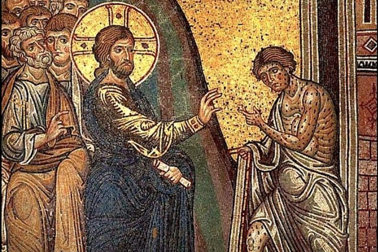 Cathedral-of-Monreale-mosaic-leper-wikipedia-Pd-1-740x493.jpg