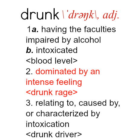 definitionofdrunk