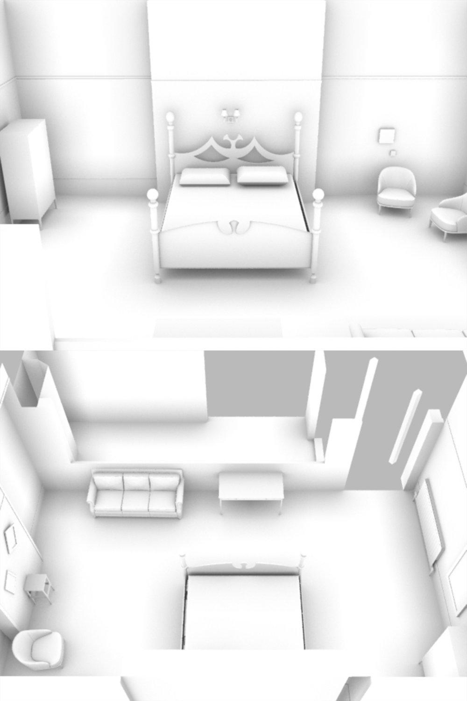 108, Set Design