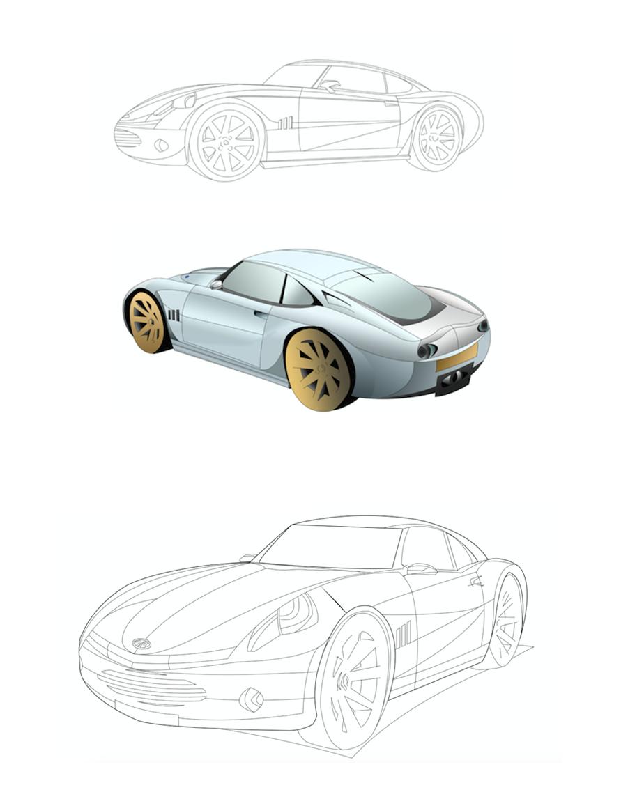 TRZ, Concept Design