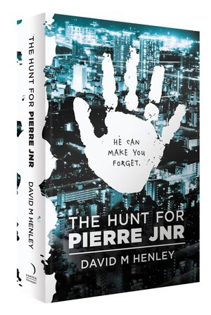The Hunt For Pierre Jnr book 1