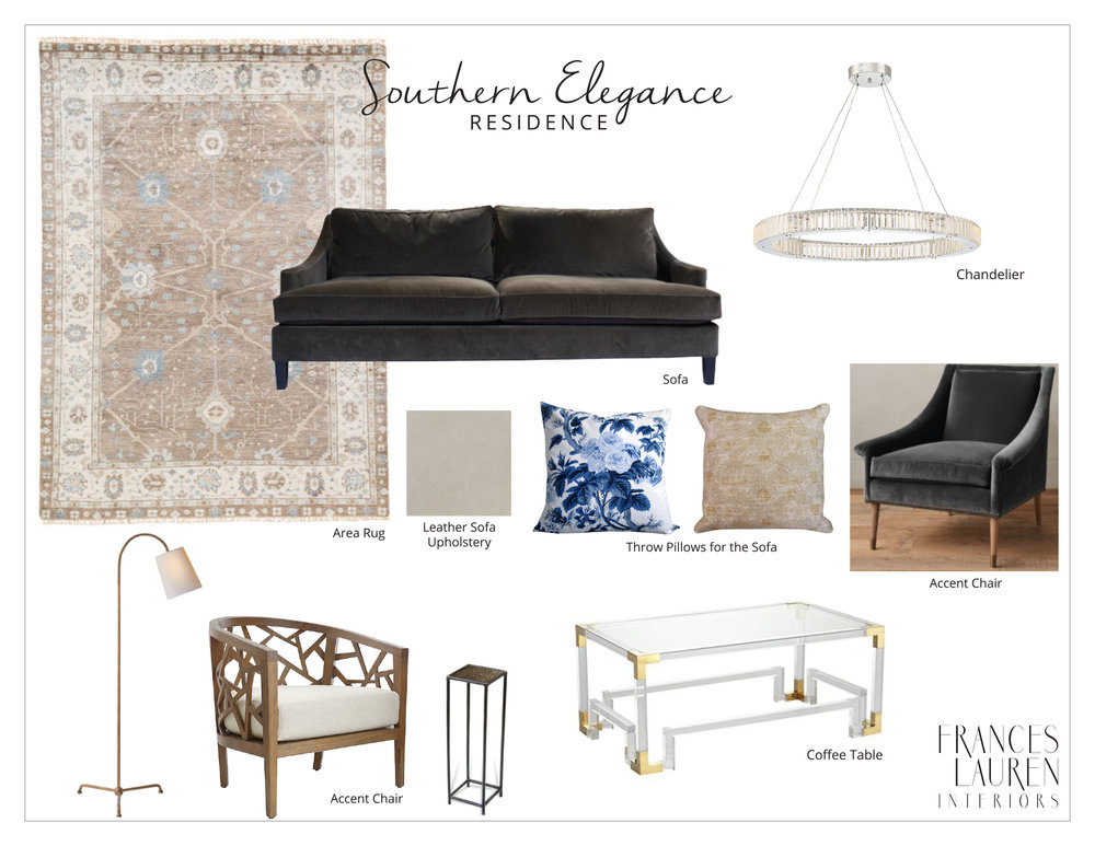 Affordable interior design Atlanta, E-Design, Interior Designer Atlanta