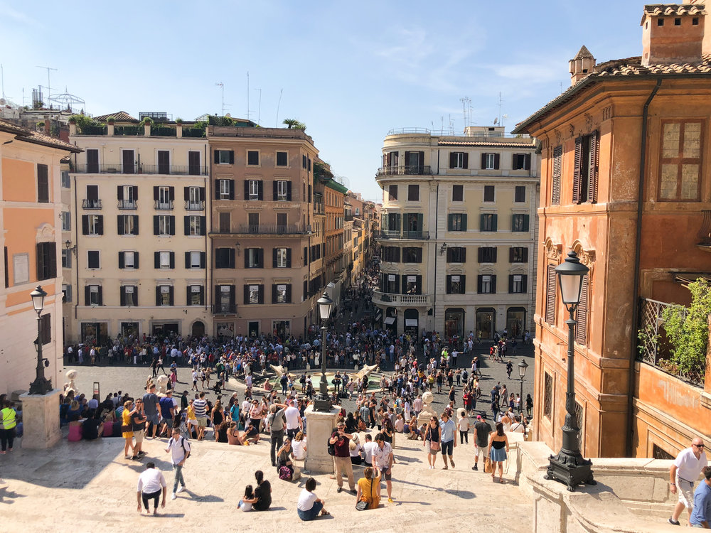 what to do in rome italy, this inspired life blog