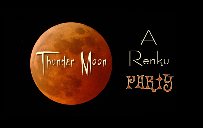 HC Episode 15: Thunder Moon - Renku.  Moon photo by NASA.