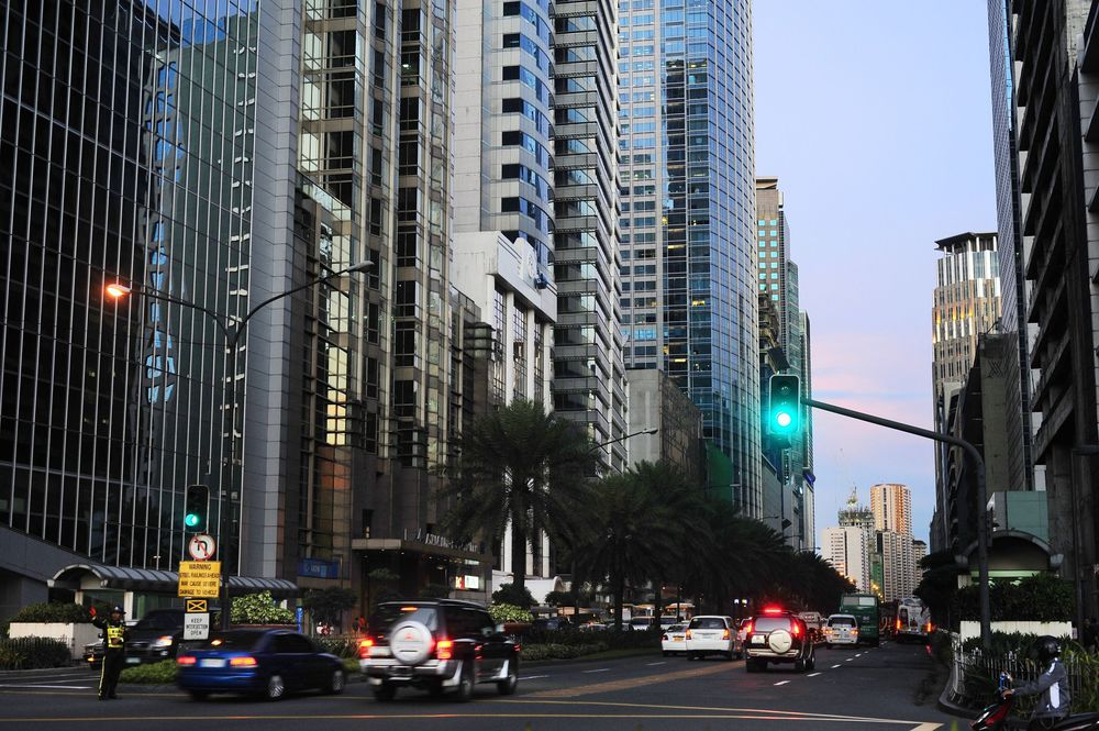 Our offices are in downtown Manila