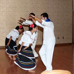 Latin Folkloric Performance