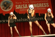NY Salsa Congress Performance