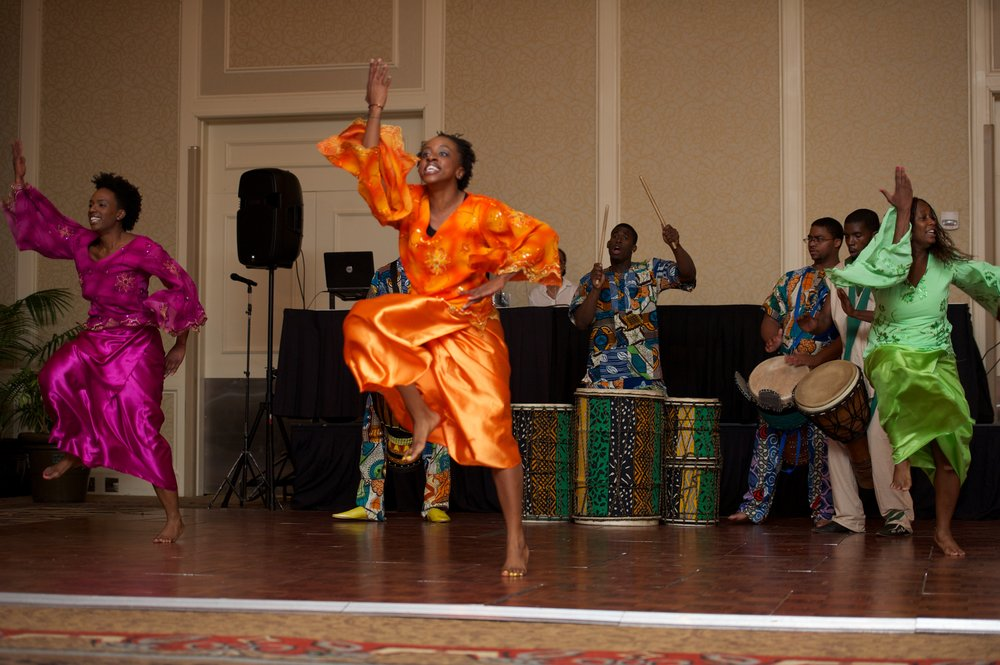 African Show at DIT World Bank Gala