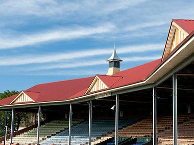 Colorbond roofing that we've supplied in Campbelltown