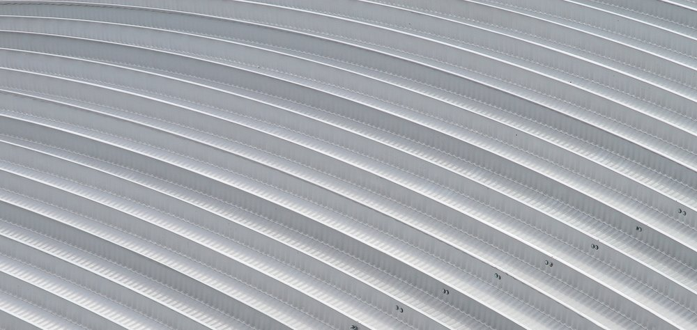 A picture of aluminium roofing in Campbelltown