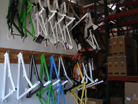 Beautiful bikes on there way to... you!