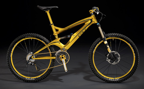 golden-bike