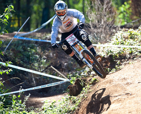 Cam charing at the South African world cup #1. Pic: DeclineMagazine.com
