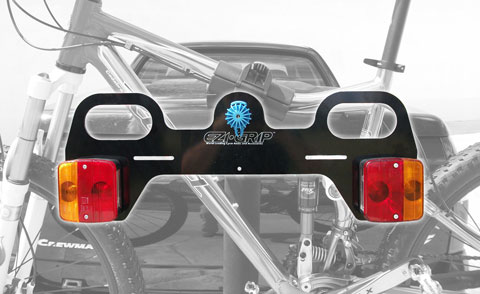 With tales of the NZ Police busting (and fining) people with bike racks for obscured number plates and lights getting higher (and even making the mainstream ... & BE SAFE BE SEEN - EZIGRIP LAUNCH BIKE RACK PLATE HOLDER u2014 Spoke Magazine