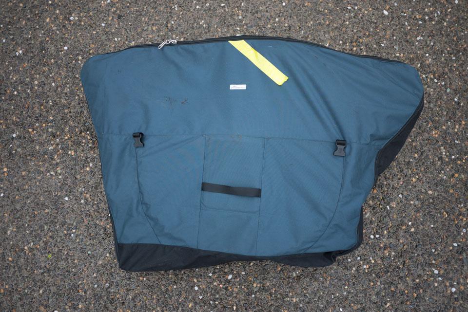 Tallboy-bag