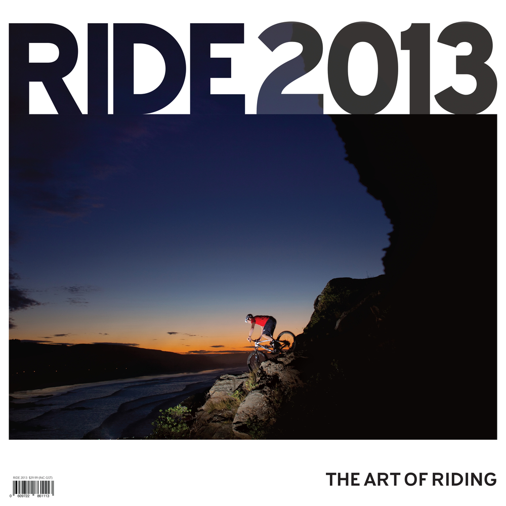 Ride 2013 Cover Final