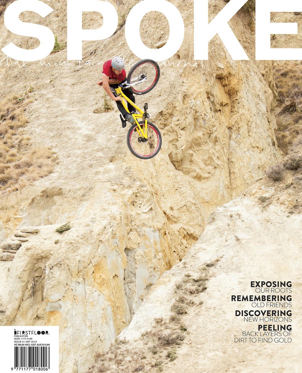 Spoke 51 cover