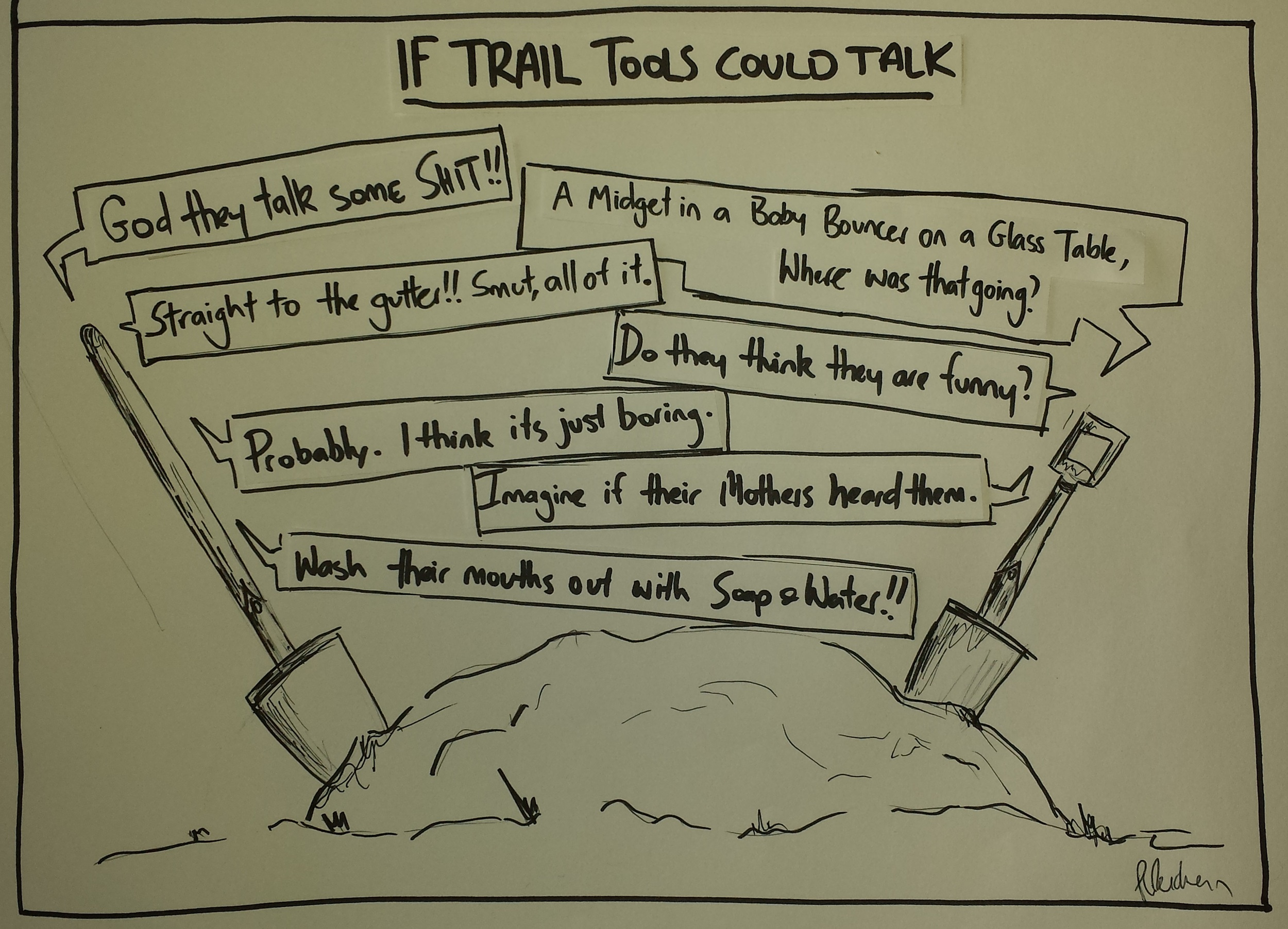 Trail Tool Talk