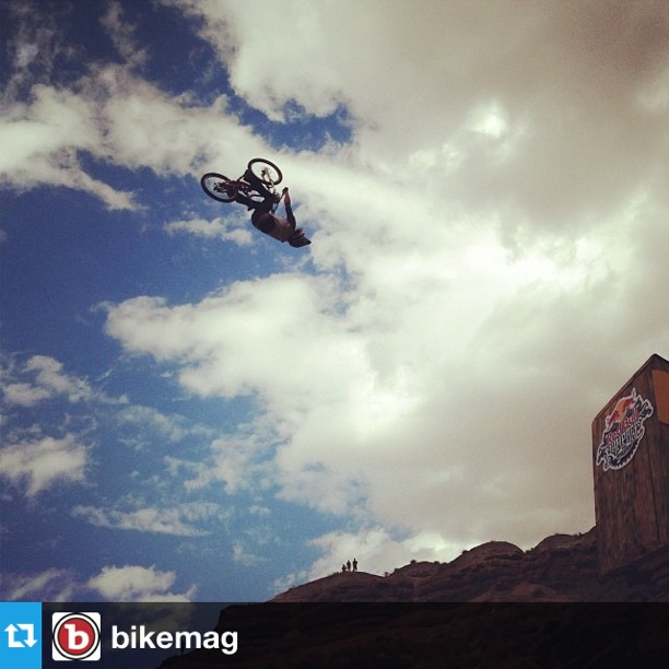 Photo borrowed/stolen from bikemag.com's instagram feed... go and follow them for some amazing images!
