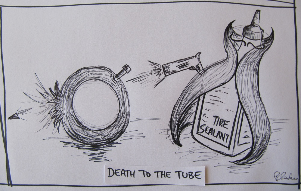 death to the tube