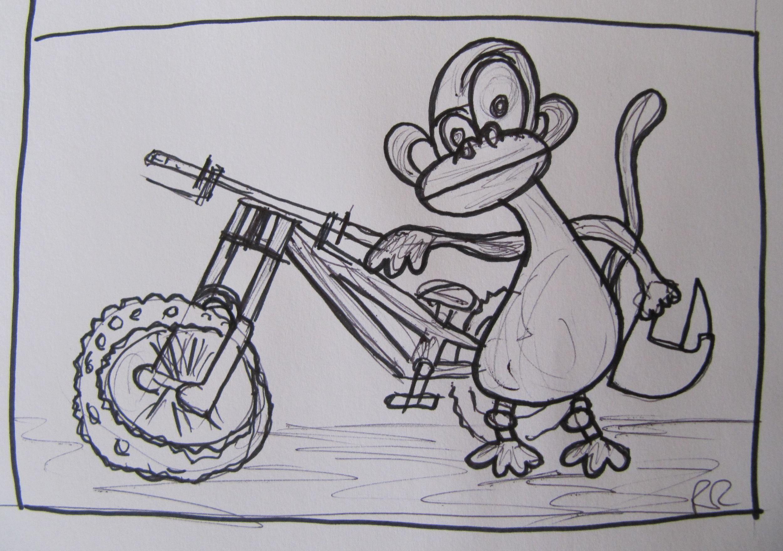 dh monkey