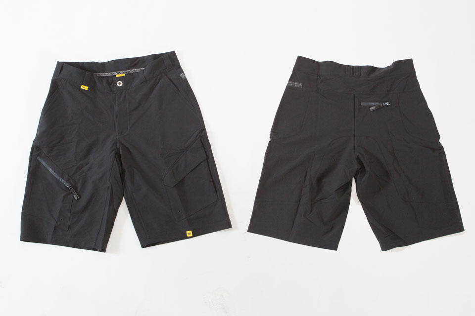 Mavic-Notch-Short