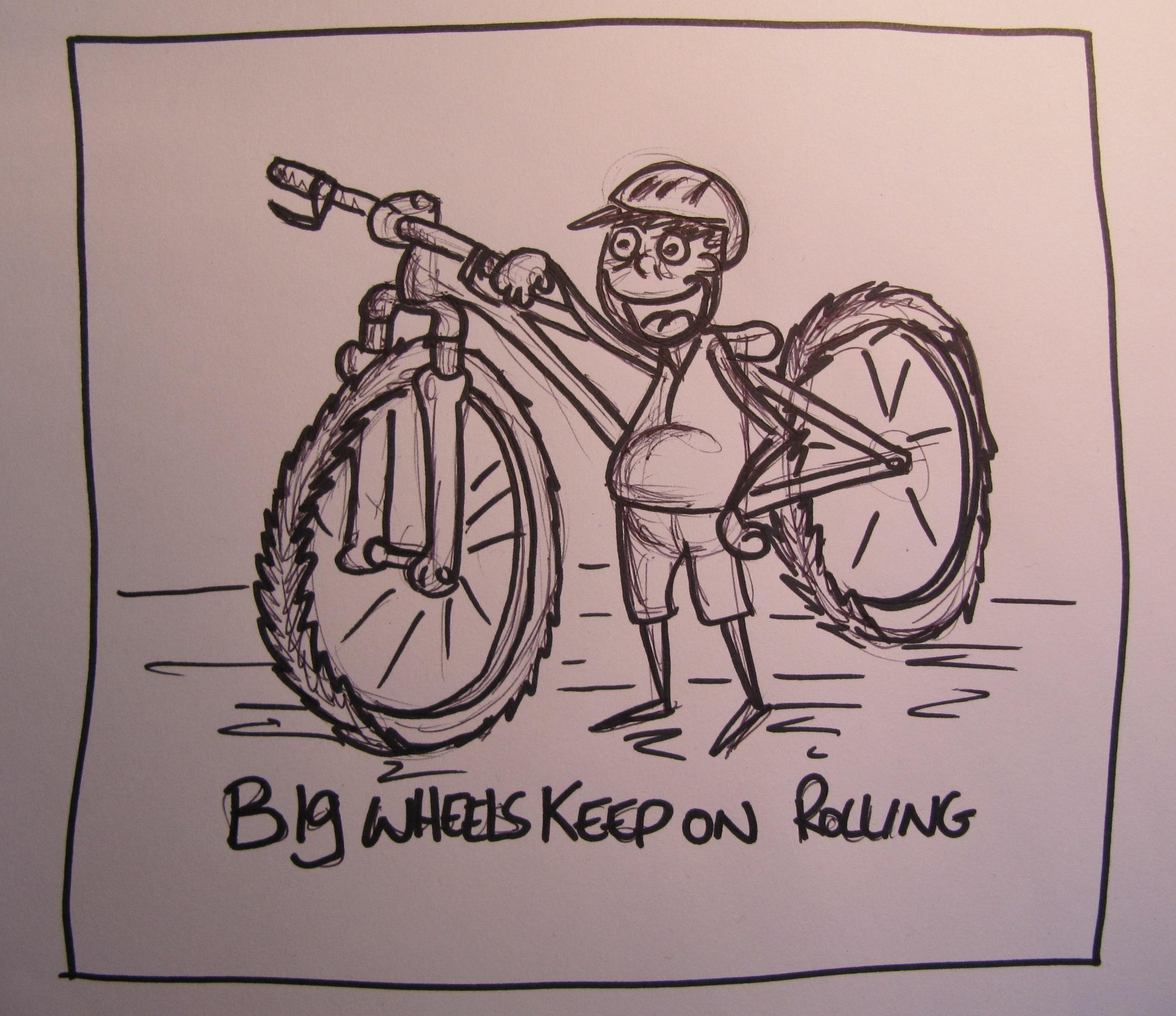Big Wheels Keep