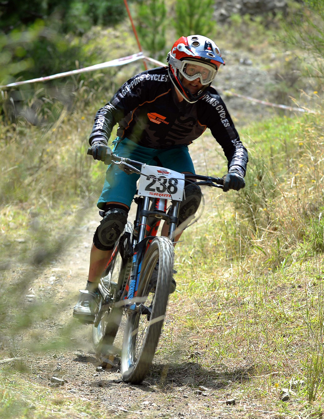 2014 Nelson's Mountainbike Top Gun Competition