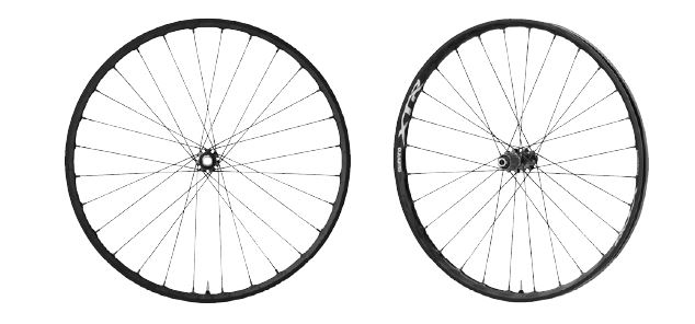 XTR Wheels