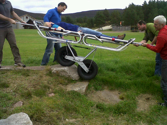 McInnes stretcher