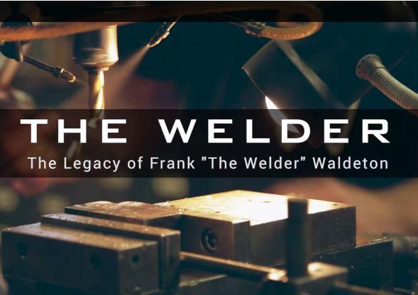 Frank the welder