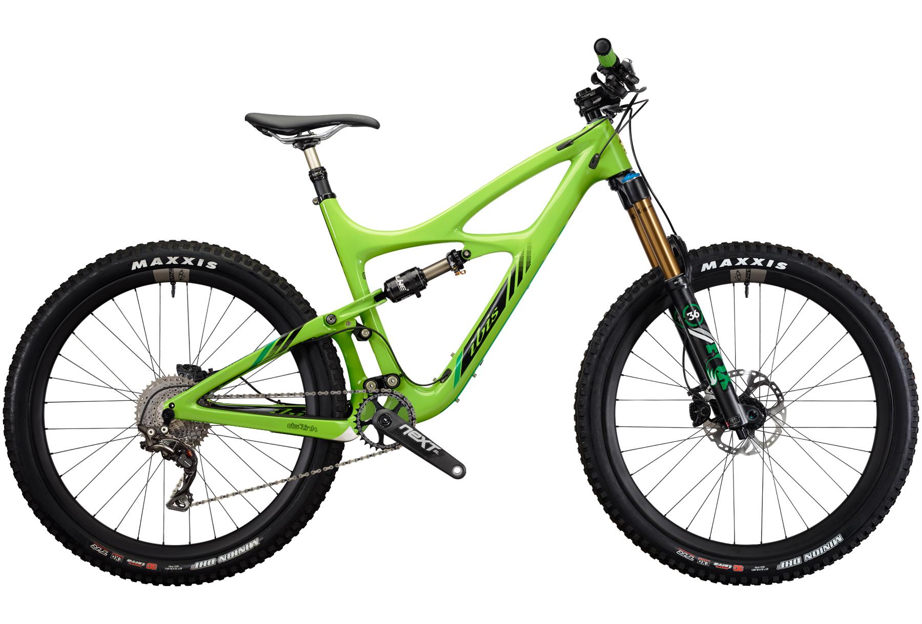 mojoHD3-XTR1X-Werx-NextSL-green