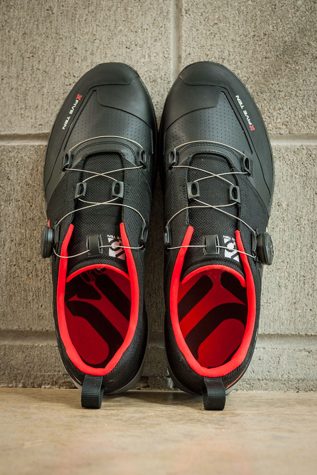 The Kestrel Is Five Ten S First Shoe To Feature Por Boa Closure System