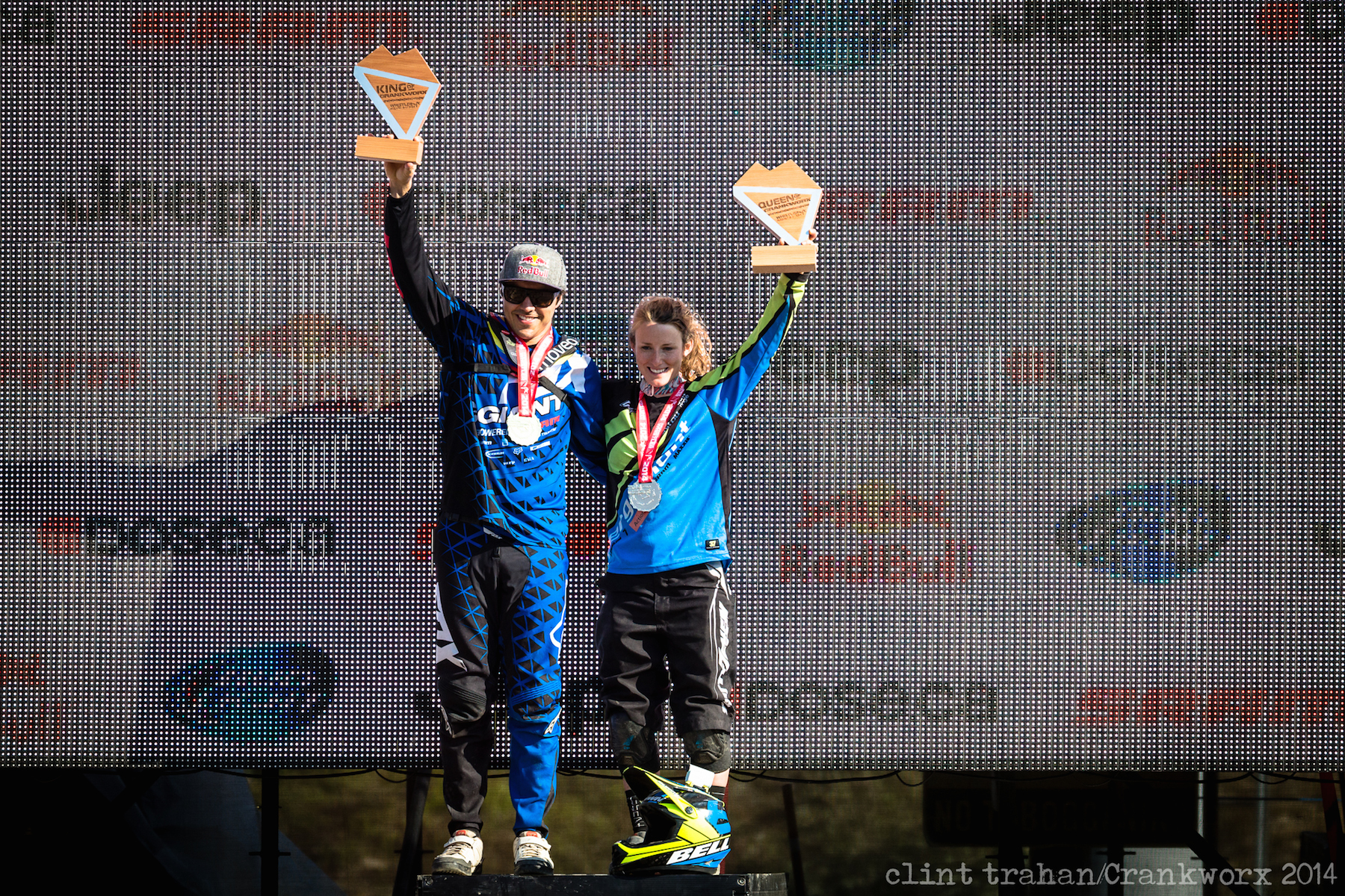 King & Queen of Crankworx