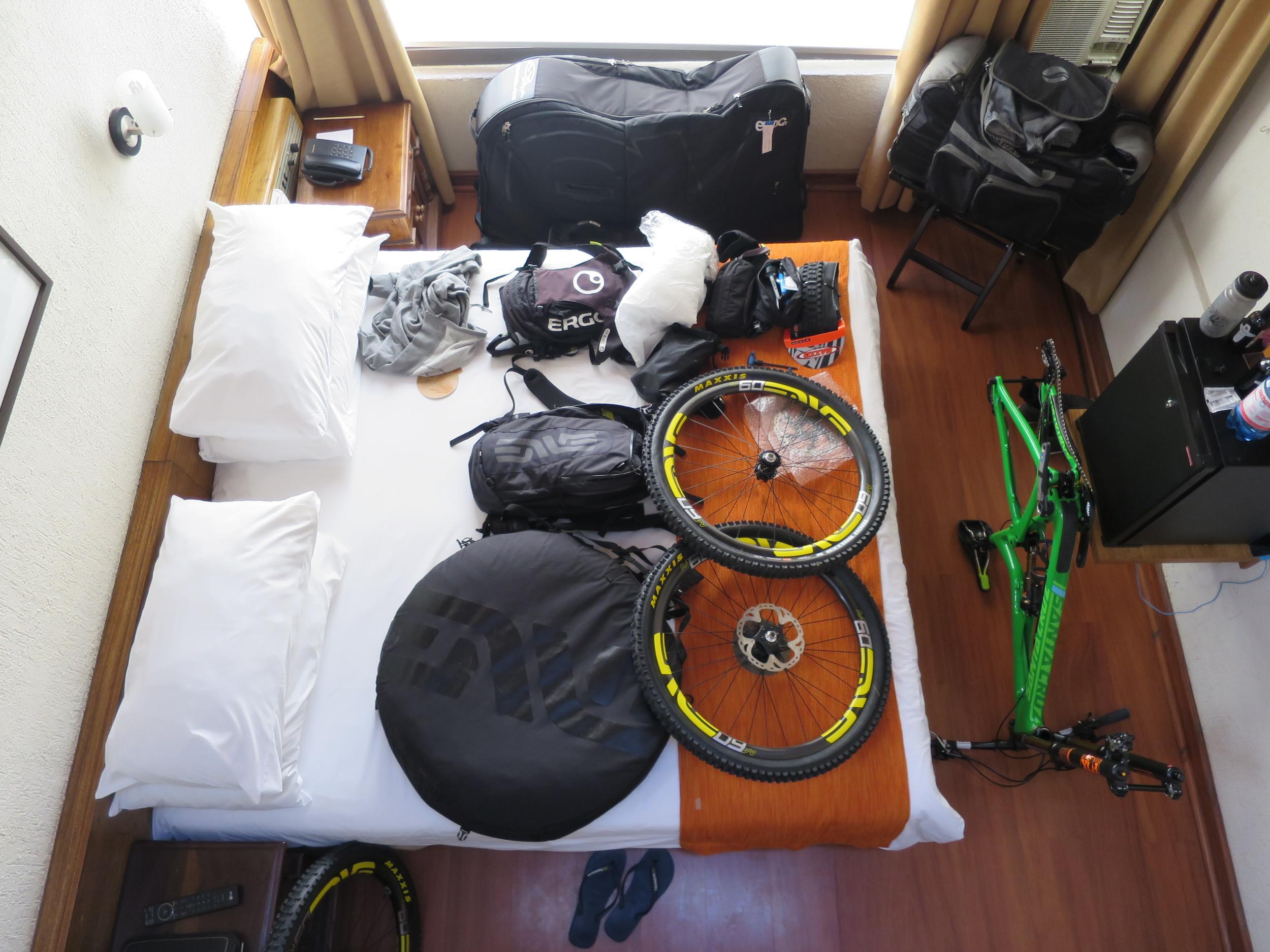1 Unpacking