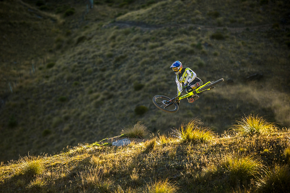 AthertonRacing Pre Season Riding Camp, Queenstown New Zealand.